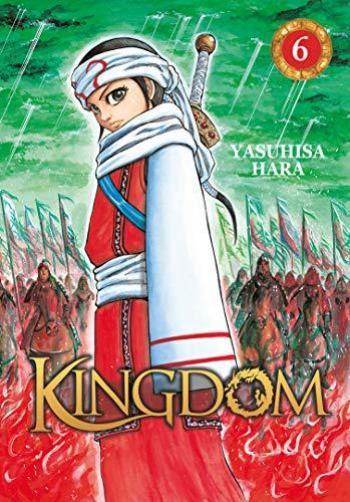 Couverture de l'album Kingdom - 6. La guerre contre l'état de Wei