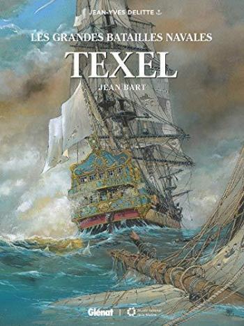 Couverture de l'album Les Grandes Batailles navales - 8. Texel (Jean Bart)