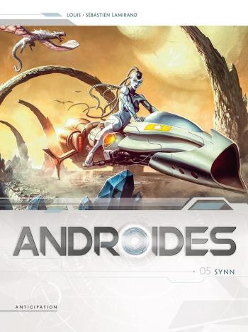 Couverture de l'album Androïdes - 5. Synn