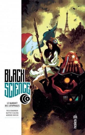 Couverture de l'album Black Science - 8. Le banquet des Lotophages