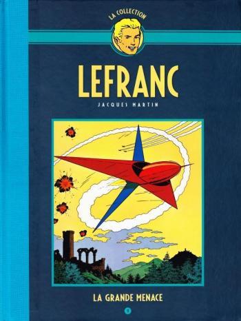 Couverture de l'album Lefranc - 1. La Grande menace