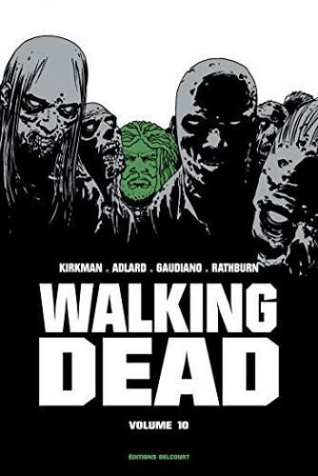 Couverture de l'album Walking Dead - INT. INT. Volume 10 - Tomes 19 et 20