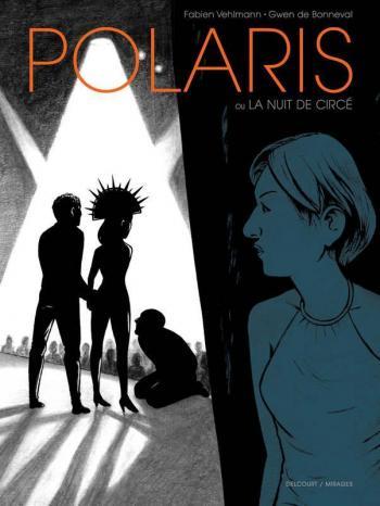 Couverture de l'album Polaris, ou la Nuit de Circé (One-shot)