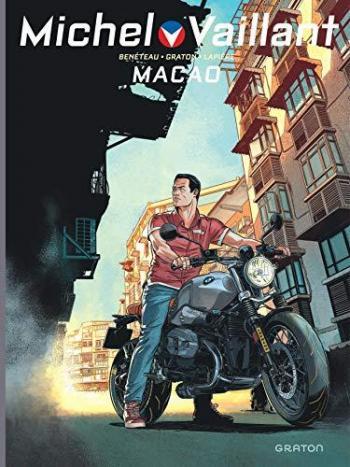 Couverture de l'album Michel Vaillant - Saison 2 - 7. Macao