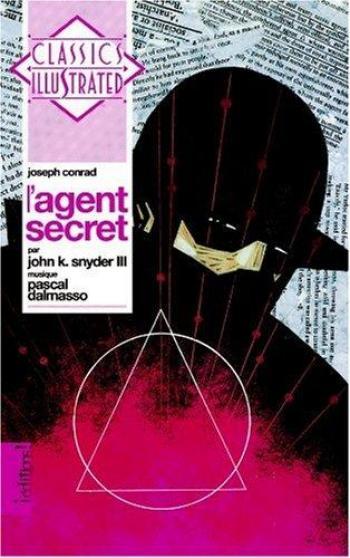 Couverture de l'album Classics illustrated - 4. L'Agent secret
