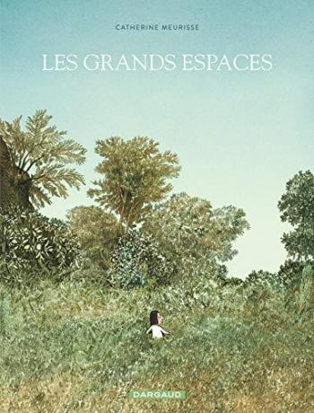 Couverture de l'album Les Grands espaces (One-shot)