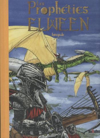 Couverture de l'album Les Prophéties Elween - INT. Les prophéties Elween - Intégrale - Couleur