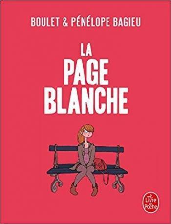 Couverture de l'album La page blanche (One-shot)