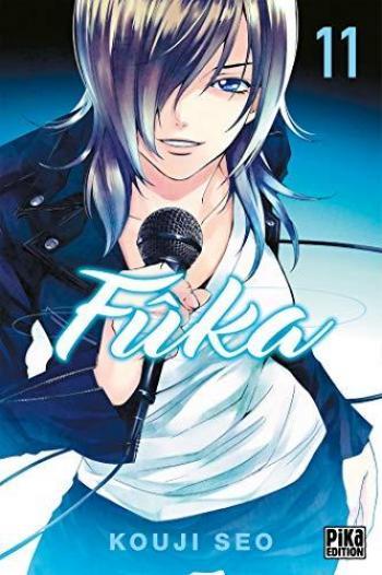 Couverture de l'album Fûka - 11. tome 11