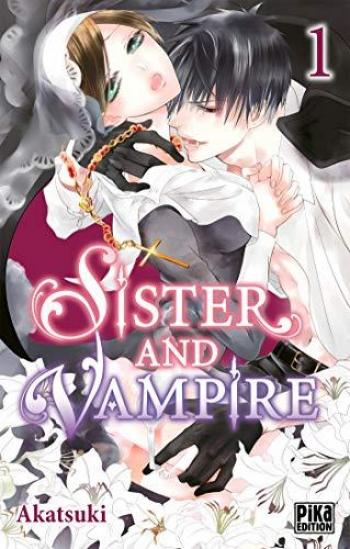 Couverture de l'album Sister and Vampire - 1. tome 1