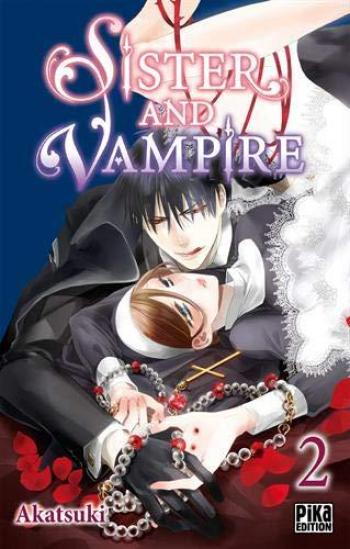 Couverture de l'album Sister and Vampire - 2. tome 2