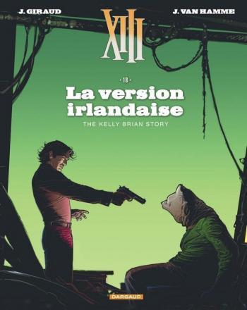 Couverture de l'album XIII - 18. La Version irlandaise