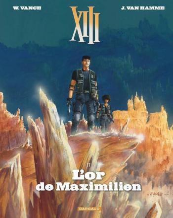 Couverture de l'album XIII - 17. L'Or de Maximilien