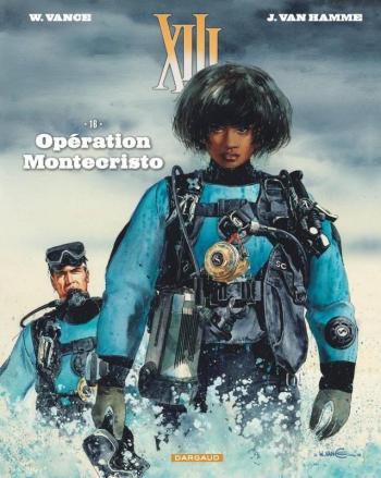 Couverture de l'album XIII - 16. Opération Montechristo