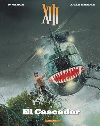 Couverture de l'album XIII - 10. El Cascador
