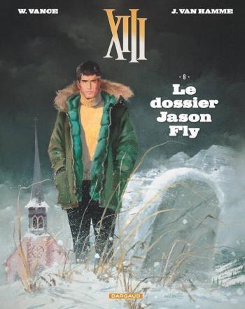 Couverture de l'album XIII - 6. Le Dossier Jason Fly
