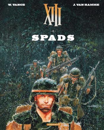Couverture de l'album XIII - 4. Spads