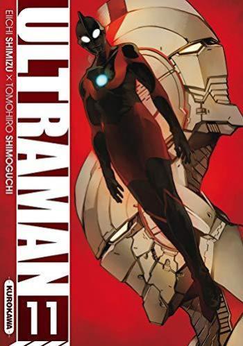 Couverture de l'album Ultraman - 11. tome 11