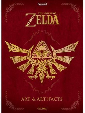 Couverture de l'album The Legend of Zelda - HS. Art & Artifacts