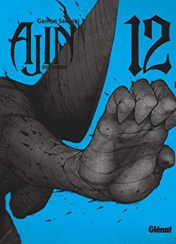 Couverture de l'album Ajin - Semi humain - 12. Tome 12