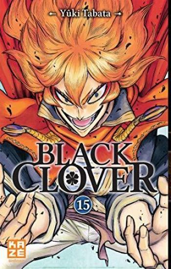 Couverture de l'album Black Clover - 15. Tome 15