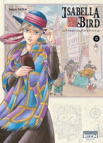 Couverture de l'album Isabella Bird - Femme exploratrice - 5. Tome 5