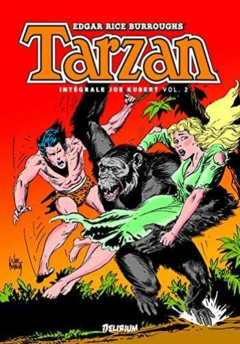 Couverture de l'album Tarzan (Joe Kubert) - 2. Tome 2