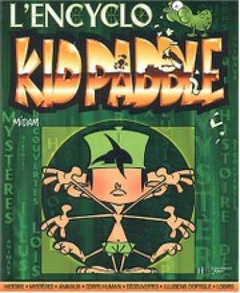 Couverture de l'album Kid Paddle - HS. L'Encyclo Kid Paddle