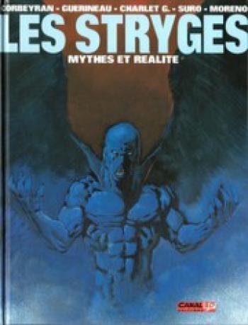 Couverture de l'album Le Chant des Stryges - HS. Les Stryges : mythes et réalité