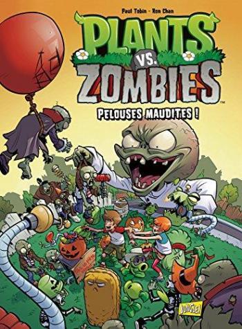 Couverture de l'album Plants vs. Zombies - 8. Pelouses maudites !