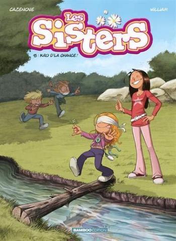 Couverture de l'album Les Sisters - 13. Kro d'la chance