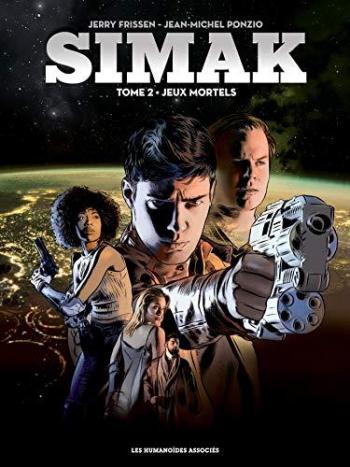 Couverture de l'album Simak - 2. Jeux mortels