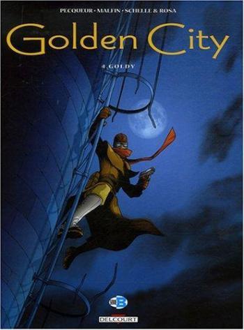 Couverture de l'album Golden City - 4. Goldy