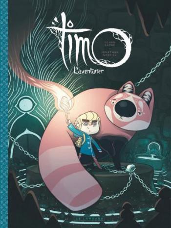 Couverture de l'album Timo l'aventurier - 1. Tome 1