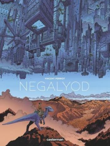 Couverture de l'album Negalyod (One-shot)