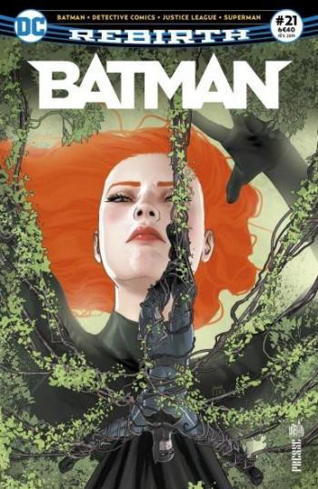 Couverture de l'album Batman Rebirth (Urban Presse) - 21. Sous le Charme de Poison Ivy !
