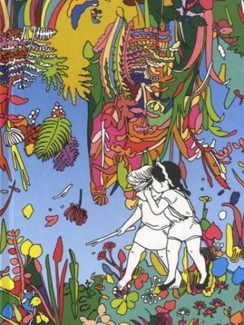 Couverture de l'album Histoire décolorée (One-shot)
