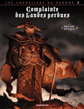Couverture de l'album Complainte des landes perdues II - Les Chevaliers du pardon - 2. Le Guinea Lord