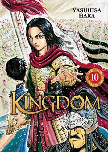 Couverture de l'album Kingdom - 10. Le véritable chef de Qin