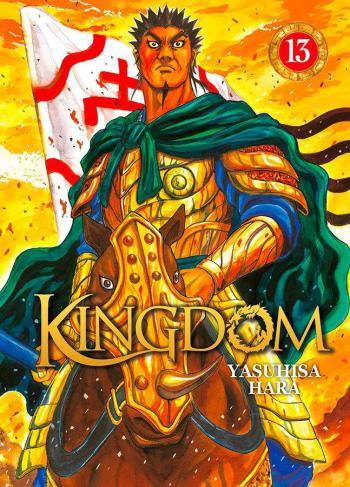 Couverture de l'album Kingdom - 13. Moubu, aux commandes de l'armée