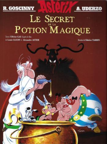 Couverture de l'album Astérix (Albums des films) - 9. Le secret de la potion magique