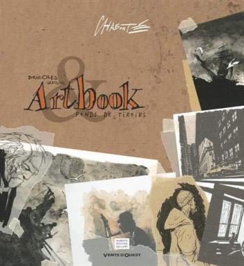 Couverture de l'album Artbook Chabouté (One-shot)