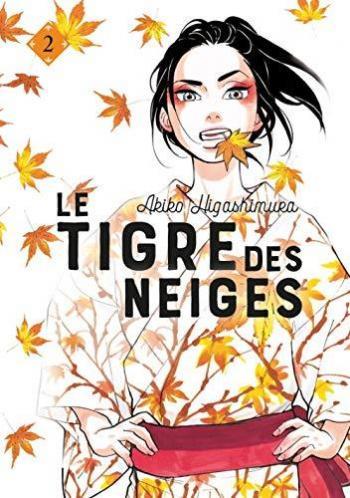 Couverture de l'album Le tigre des neiges - 2. Tome 2