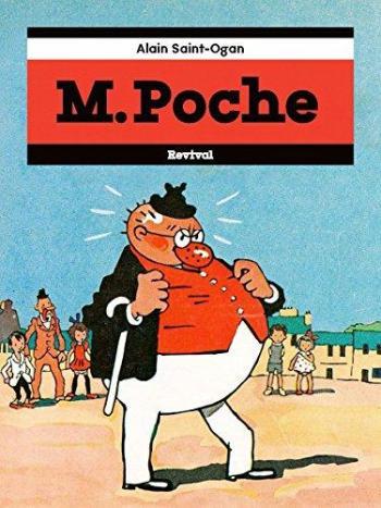 Couverture de l'album M. Poche (One-shot)
