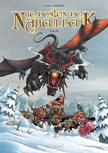 Couverture de l'album Le Donjon de Naheulbeuk - 23. Sixième saison - partie 5