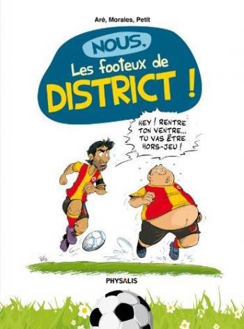 Couverture de l'album Nous, les footeux de district ! (One-shot)