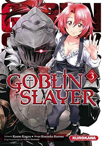 Couverture de l'album Goblin Slayer - 3. Tome 3