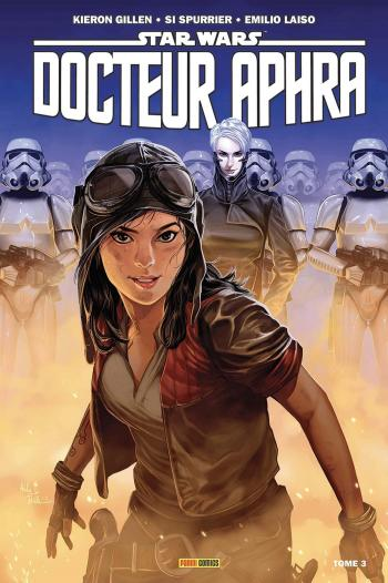 Couverture de l'album Star Wars - Docteur Aphra - 3. Star Wars - Docteur Aphra - Tome 3