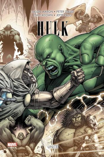 Couverture de l'album Hulk (Marvel Dark) - 3. Unité