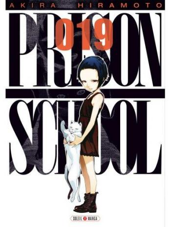 Couverture de l'album Prison School - 19. Tome 19